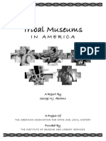 Tribal Museums in America