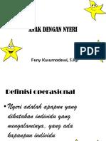 ANAK DENGAN NYERI-1.ppt