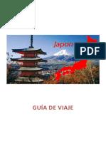 Guía de viaje Japón