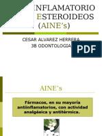 Aines Farmacologia