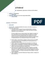 Encubrimiento y Recursos de Proc Ilicita Código Penal Federal Federal
