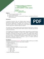 Práctica 1 Base de Datos y Organización de Datos