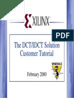 DCT_IDCT Customer Tutorial custdct.pdf
