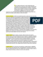Conceptos básicos de gestión estratégica