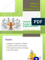 TMP3413Lecture08 Product Implementation