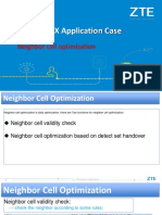 2 NetMAX Application Case-Neighbor Cell Optimization