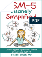 DSM-5 Insanely Simplified