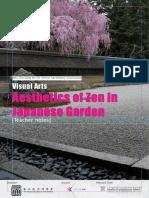 ART07_Aesthetics of Zen and Japanese Garden_Teaching Notes