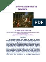 Roma Deu Nascimento Ao Judaismo