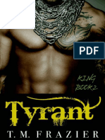 King 2 Tyrant - T.M. Frazier