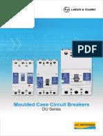 DU Series MCCB Catalogue