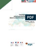 Aléa retrait-gonflement - Mayenne