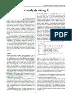 Bayesian Data Analysis Using R