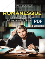 Romanesque - Lorant Deutsch