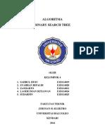 Makalah Binary Search Tree