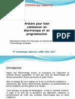 TP0-Découverte Du Monde Arduino