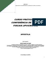 Curso CRC RJ Conferencia de Notas Fiscais, Parte 1 - 1 a 5