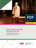 DESDE / HASTA