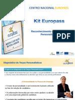 7. Kit Europass Reconhecimento de Tra