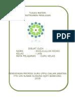 RPP Kelas 6 Tema 6 2018