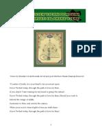 Verses by a Muslim Croat-Bosniak Derviš and Poet
