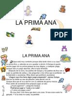 Para Leer-La Prima Ana