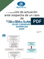 Protocolo2 de actuación ante sospecha de un caso