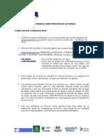 Guia Licencias FAPA 2019