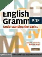 English Grammar Understanding Basic