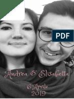 Andrea & Elisabetta INTEGRALE