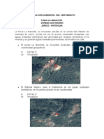 Evaluación Ambiental Vertimiento La Manchita
