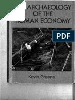 Greene, K., Archaeology of the Roman Economy
