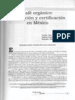 11.02 CAFÉ ORGÁNICO. PRODUCCIÓN Y CERTIFICACIÓN EN MÉXICO