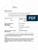 Hernandez and Parker Indictment