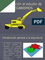 01. Introduccion Al Estudio de MECANISMOS