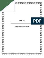 Mshda Li CA 38 Tab Cc Site Selection Criteria 183895 7