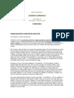 Papa Francesco - Audiencia Geral 2019