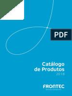 Catalogo Frontec Portugues 2018 2ªed
