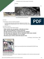 Características Comuns de Mulheres Perigosas _ Canal Do Búfalo