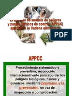 Haccp 5 Sistema de Analisis de Peligros y Puntos Criticos de Control Appcc