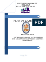 Plan de Proyeccion Social Joan Arpita