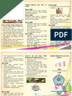 Leaflet Tumbuh Kembang Anak Dan Balita