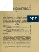 Norma de Acido sulfurico