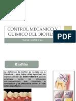 Control Mecanico y Quimico Del Biofilm