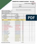 Relatório Trimestral DesbraVadores - 3º - 2019