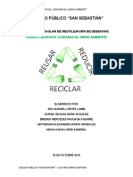 Proyecto  San Sebastian