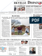 Starkville Dispatch eEdition 2-8-19