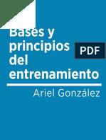 Bases y Principios Del Entrenamiento - Ariel Gonzalez