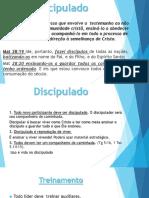 PRIMEIRO TRINAMENTO - ÊNFASES