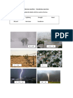 Worksheet Extreme Weather